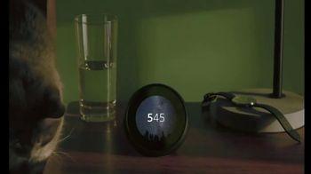 Amazon Echo Spot TV Spot, 'Alexa Moments: Kitty Clock' - Thumbnail 8