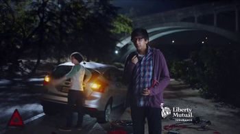 Liberty Mutual 24-Hour Roadside Assistance TV Spot, 'Middle of the Night' - Thumbnail 3