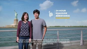 Liberty Mutual 24-Hour Roadside Assistance TV Spot, 'Middle of the Night' - Thumbnail 4