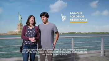 Liberty Mutual 24-Hour Roadside Assistance TV Spot, 'Middle of the Night' - Thumbnail 5