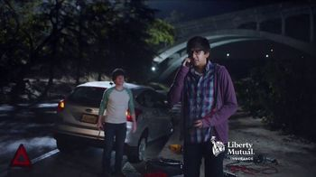 Liberty Mutual 24-Hour Roadside Assistance TV Spot, 'Middle of the Night' - Thumbnail 6