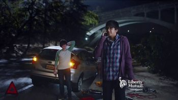 Liberty Mutual 24-Hour Roadside Assistance TV Spot, 'Middle of the Night' - Thumbnail 7