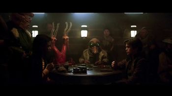 Denny's TV Spot, 'Solo: A Star Wars Story: tarjetas' [Spanish] - 157 commercial airings