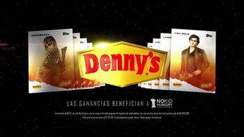 Denny's TV Spot, 'Solo: A Star Wars Story: tarjetas' [Spanish] - Thumbnail 8