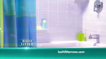 Bath Fitter TV Spot, 'Seamless Walls' - Thumbnail 1