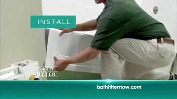 Bath Fitter TV Spot, 'Seamless Walls' - Thumbnail 2
