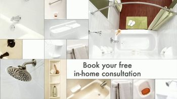 Bath Fitter TV Spot, 'Seamless Walls' - Thumbnail 4