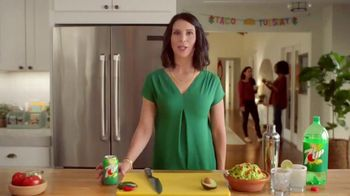 7UP TV Spot, 'Do More With 7UP: Taco Tuesday' Featuring Beth Dover - Thumbnail 1