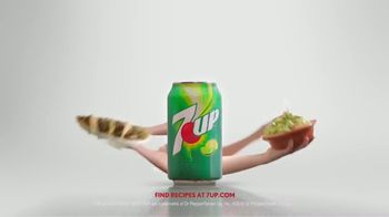 7UP TV Spot, 'Do More With 7UP: Taco Tuesday' Featuring Beth Dover - Thumbnail 9