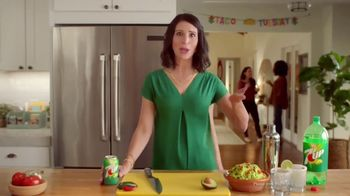7UP TV Spot, 'Do More With 7UP: Taco Tuesday' Featuring Beth Dover - Thumbnail 3