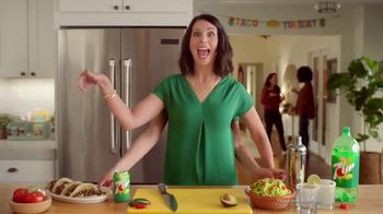 7UP TV Spot, 'Do More With 7UP: Taco Tuesday' Featuring Beth Dover - Thumbnail 4
