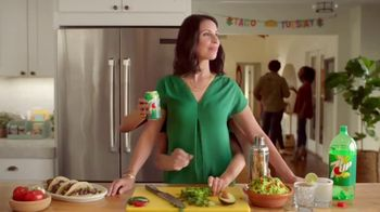 7UP TV Spot, 'Do More With 7UP: Taco Tuesday' Featuring Beth Dover - Thumbnail 7