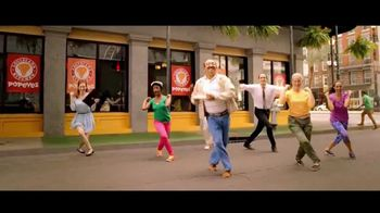 Popeyes $4 Wicked Good Deal TV Spot, 'Baile musical' [Spanish] - 36 commercial airings