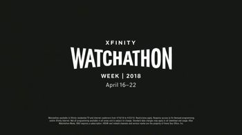 XFINITY Watchathon TV Spot, 'Tap Out' - Thumbnail 10
