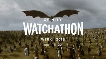 XFINITY Watchathon TV Spot, 'Tap Out'