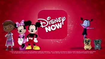 DisneyNOW App TV Spot, 'Only Disney Junior Shows' - Thumbnail 8