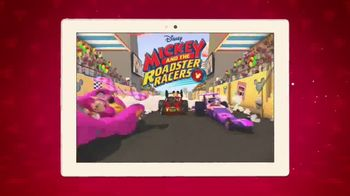 DisneyNOW App TV Spot, 'Only Disney Junior Shows'