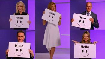 The More You Know TV Spot, 'Labels Diversity Anthem 5' Featuring Hoda Kotb - Thumbnail 9