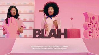 Olly Undeniable Beauty Gummies TV Spot, 'Blah' - 2018 commercial airings
