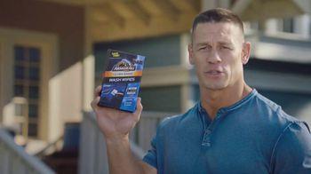 Armor All Ultra Shine Wash Wipes TV Spot, 'Tip-Top Shape' Feat. John Cena - Thumbnail 3