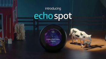 Amazon Echo Spot TV Spot, 'Alexa Moments: Close Encounter' - Thumbnail 9