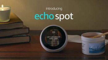 Amazon Echo Spot TV Spot, 'Alexa Moments: Wax On' - Thumbnail 10