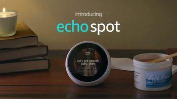 Amazon Echo Spot TV Spot, 'Alexa Moments: Wax On' - Thumbnail 9