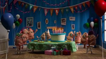The Real Cost TV Spot, 'Little Lungs in a Great Big World: Birthday' - Thumbnail 2