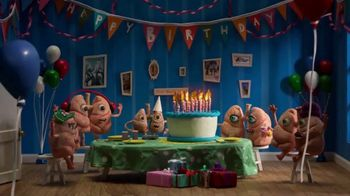 The Real Cost TV Spot, 'Little Lungs in a Great Big World: Birthday' - Thumbnail 3