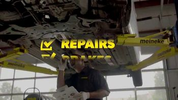 Meineke Car Care Centers TV Spot, 'Lunchbox: Oil Change' - Thumbnail 7