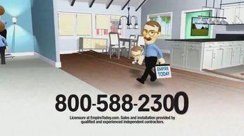 Empire Today Home Fresh Carpet TV Spot, 'Odor-Neutralizing Carpet' - Thumbnail 10