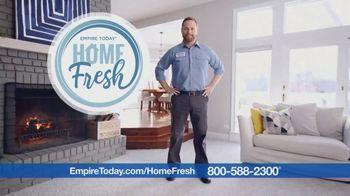 Empire Today Home Fresh Carpet TV Spot, 'Odor-Neutralizing Carpet' - Thumbnail 2
