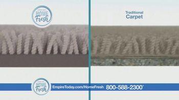 Empire Today Home Fresh Carpet TV Spot, 'Odor-Neutralizing Carpet' - Thumbnail 5