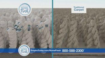 Empire Today Home Fresh Carpet TV Spot, 'Odor-Neutralizing Carpet' - Thumbnail 6