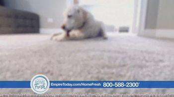 Empire Today Home Fresh Carpet TV Spot, 'Odor-Neutralizing Carpet' - Thumbnail 7