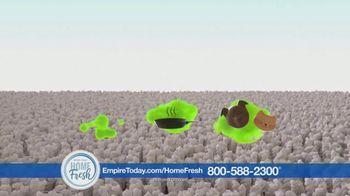 Empire Today Home Fresh Carpet TV Spot, 'Odor-Neutralizing Carpet' - Thumbnail 8
