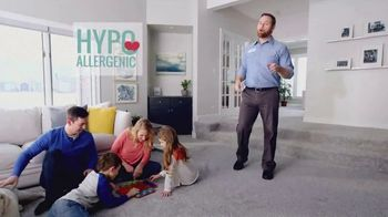 Empire Today Home Fresh Carpet TV Spot, 'Odor-Neutralizing Carpet'
