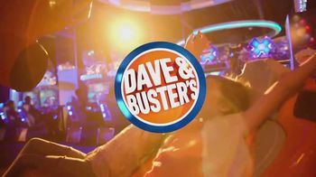 Dave and Buster's TV Spot, 'Play Five Games Free' - Thumbnail 1
