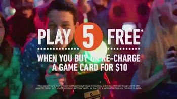 Dave and Buster's TV Spot, 'Play Five Games Free' - Thumbnail 6