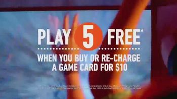 Dave and Buster's TV Spot, 'Play Five Games Free' - Thumbnail 7