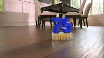 Empire Today 75 Percent Off Sale TV Spot, 'Save Big on New Floors' - Thumbnail 2