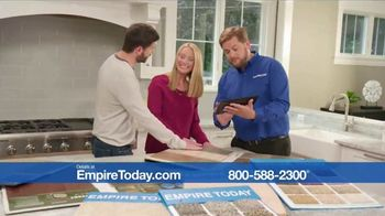 Empire Today 75 Percent Off Sale TV Spot, 'Save Big on New Floors' - Thumbnail 5