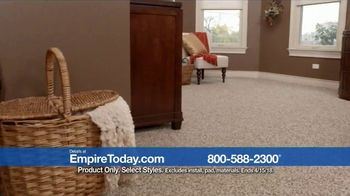 Empire Today 75 Percent Off Sale TV Spot, 'Save Big on New Floors' - Thumbnail 7