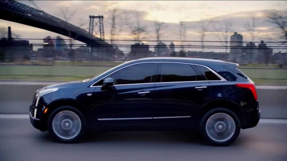 2018 Cadillac Xt5 Tv Commercial Someday Is Now T2 Ispot Tv