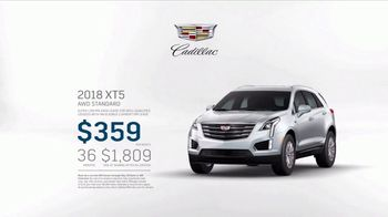 2018 Cadillac XT5 TV Spot, 'Someday Is Now' [T2] - Thumbnail 10