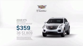 2018 Cadillac XT5 TV Spot, 'Someday Is Now' [T2] - Thumbnail 8