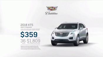 2018 Cadillac XT5 TV Spot, 'Someday Is Now' [T2] - Thumbnail 9