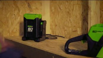 GreenWorks Pro 60V 16-Inch String Trimmer TV Spot, 'Beyond Ordinary' - Thumbnail 2