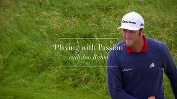 Rolex TV Spot, 'Playing With Passion' Featuring Jon Rahm - Thumbnail 2