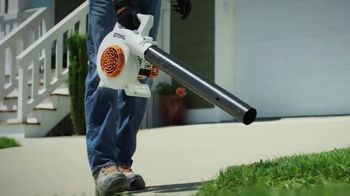 STIHL TV Spot, 'Pick Your Power: Fuel and Battery Blowers' - Thumbnail 1